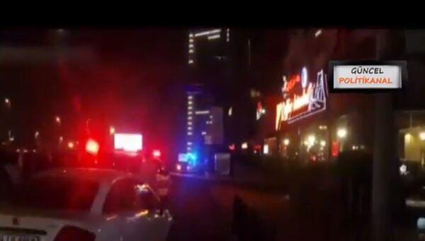 В сети появились первые кадры с места взрыва в Стамбуле. ВИДЕО