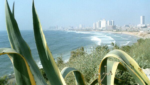 Вид на Тель-Авив. Архивное фото