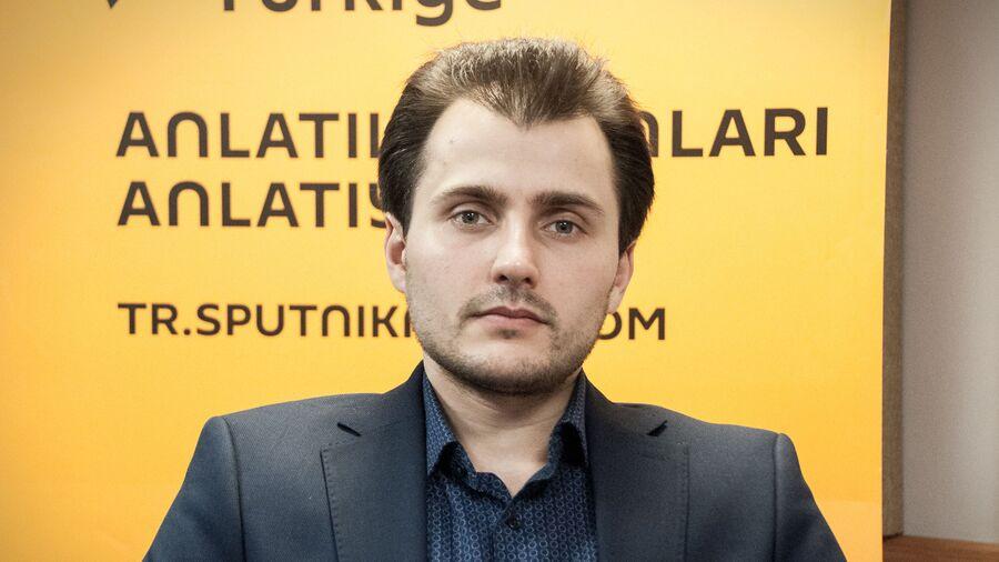 Главный редактор Sputnik Турция Турал Керимов