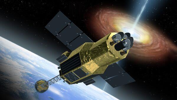 Изображение рентгеновской обсерватории ASTRO-H