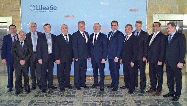 Швабе и ИАиЭ СО РАН договорились о разработке совместных проектов