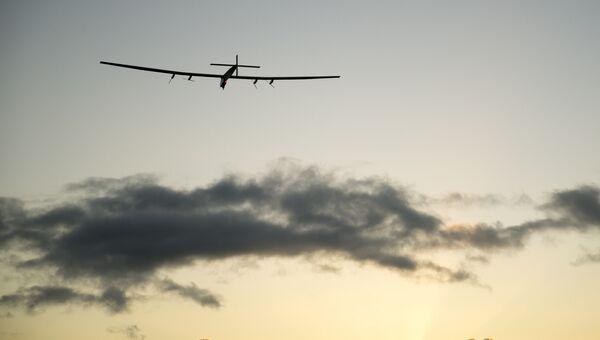 Самолет Solar Impulse 2, архивное фото