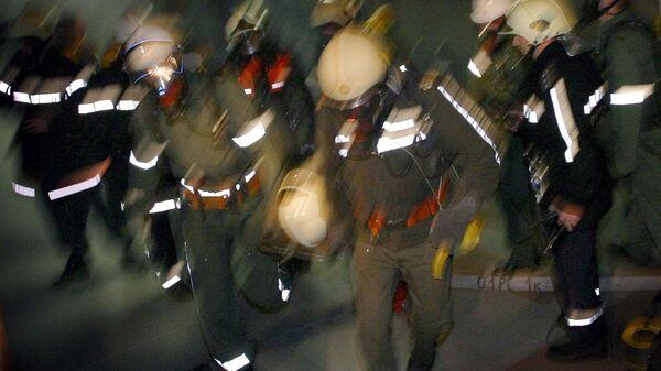 Болгарские пожарные