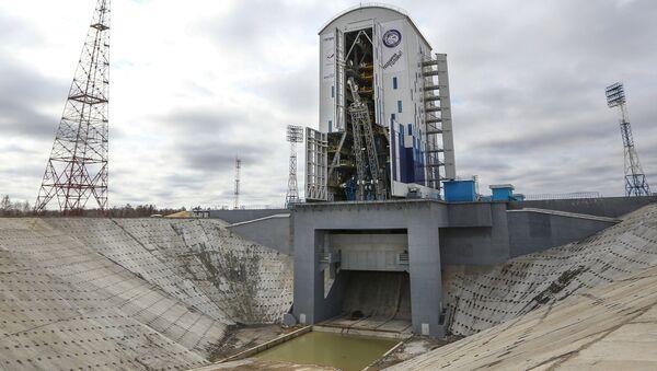 Ракета-носитель Союз-2.1а. Архивное фото