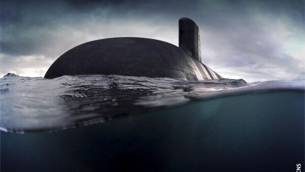 Проект подводной лодки Барракуда, разработанный компанией DCNS