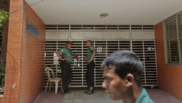Полиция в Бангладеш. Архивное фото
