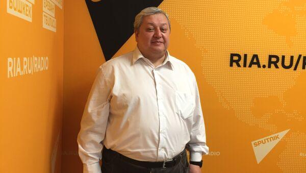 Андрей Грушенков, председатель региональной общественной организации Союз Чернобыль Москвы