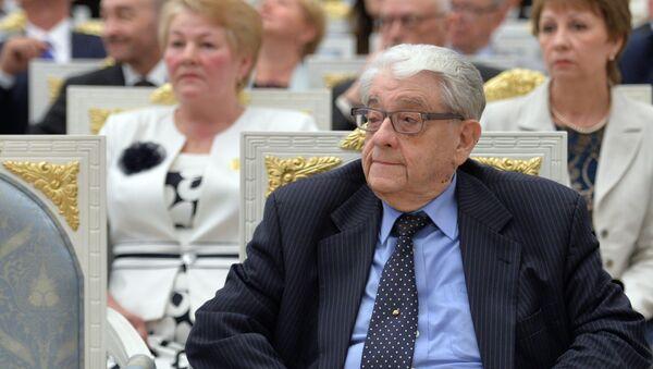 Политолог, политический обозреватель МИА Россия сегодня Валентин Зорин. Архивное фото