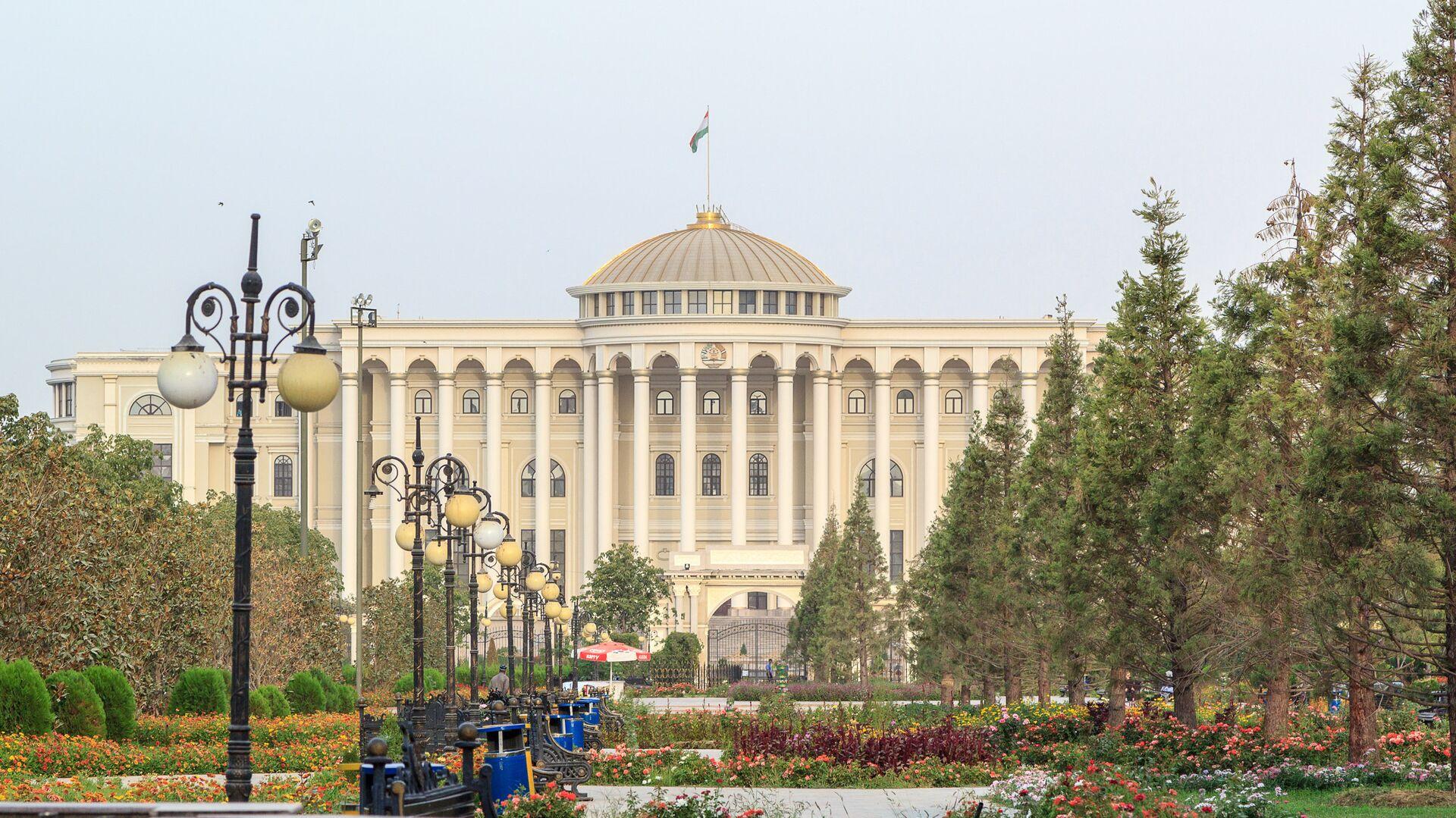 Дворец нации в Душанбе, Таджикистан - РИА Новости, 1920, 04.05.2021