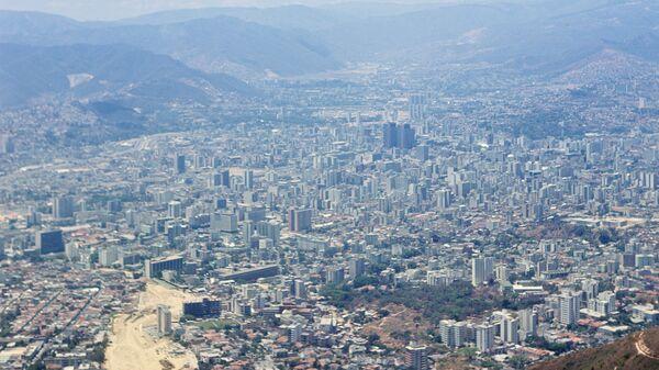 Каракас. Венесуэла. Архивное фото