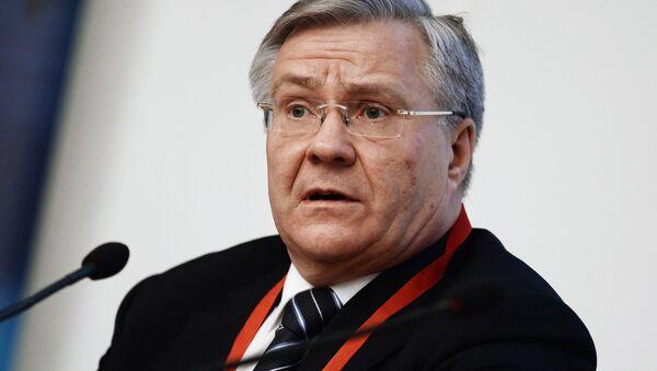 Генеральный директор и совладелец нефтегазовой компании ОАО Сургутнефтегаз Владимир Богданов. Архивное фото