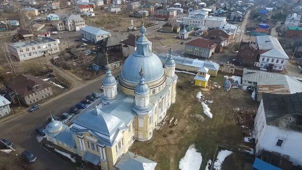 Красота Вологодского края