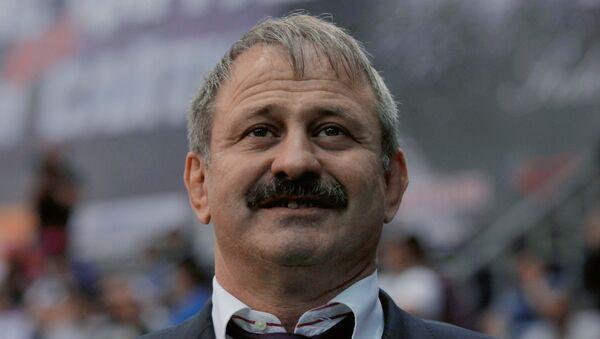 Первый вице-президент Федерации спортивной борьбы России Адлан Вараев. Архивное фото
