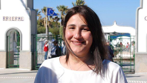 Вице-губернатор Родоса по туризму Мариетта Папавасилиу
