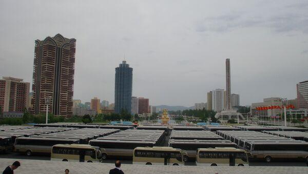 Пхеньян. Архивное фото