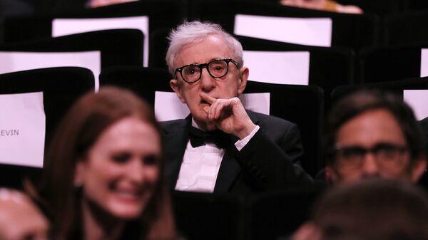 Вуди Аллен на церемонии открытия 69-го Каннского кинофестиваля
