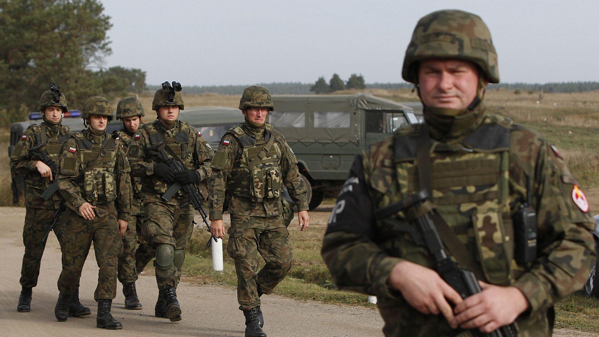 """Польша начала масштабные военные учения одновременно с белорусско-российским """"Запад-2021"""""""
