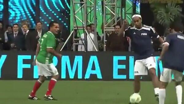 Бразильский гений футбола вернулся