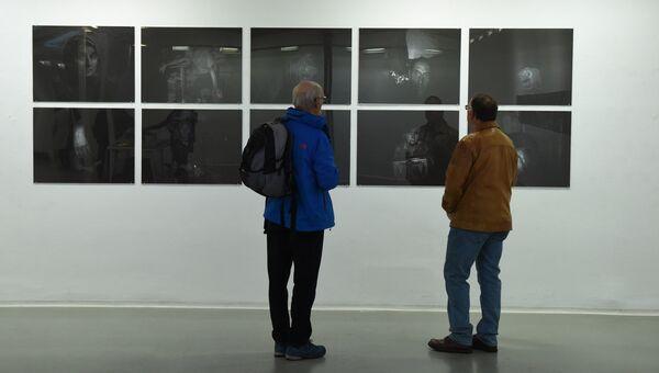 Выставка фотокорреспондента Sputnik Валерия Мельникова в Инсбруке