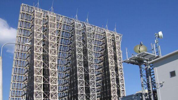 Радиолокационная станция Воронеж