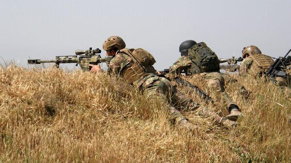 Курдские формирования