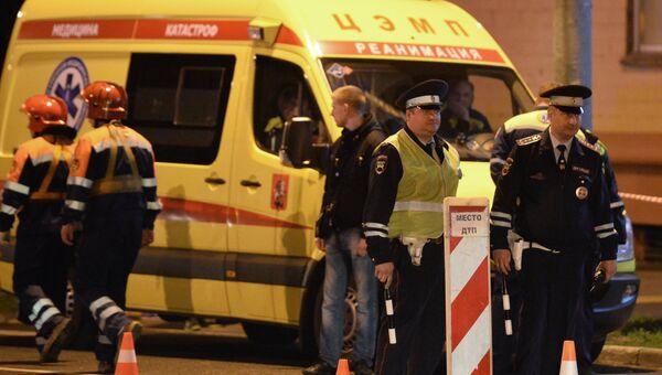 Мужчина, захвативший заложников в офисе МКБ, ликвидирован в ходе спецоперации