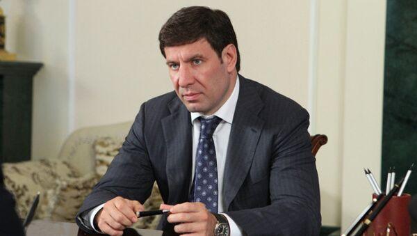 Губернатор Челябинской области Михаил Юревич. Архивное фото