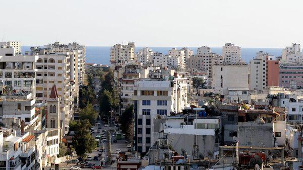 Латакия. Сирия.Архивное фото