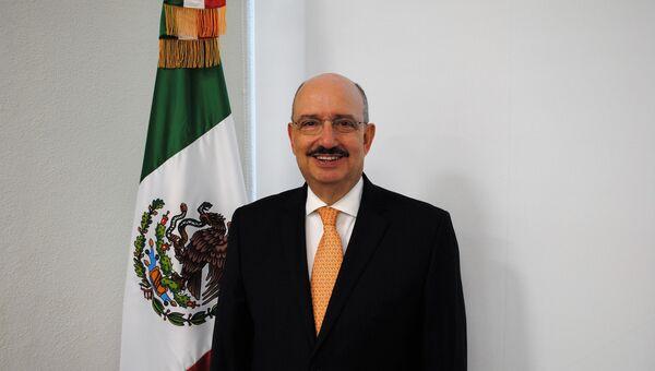 Заместитель главы МИД Мексики Карлос де Икаса. Архивное фото
