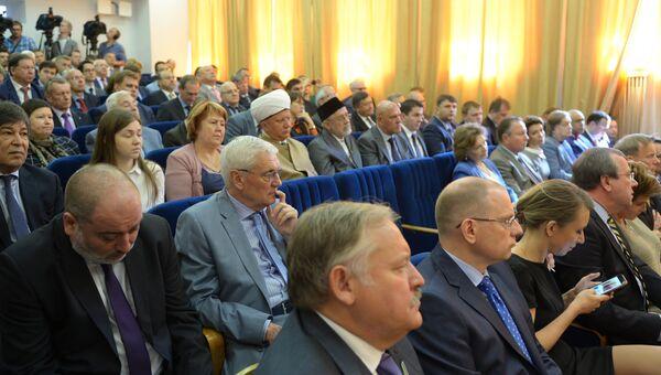 Представители российских некоммерческих организаций. Архивное фото