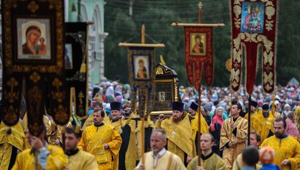 Великорецкий крестный ход в Кировской области. Архивное фото
