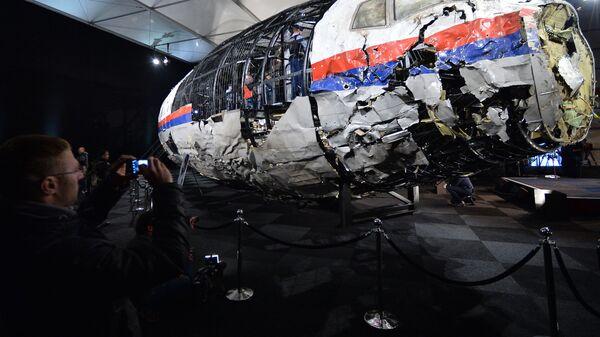 Доклад Совета безопасности Нидерландов по причинам крушения Boeing 777 Malaysia Airlines