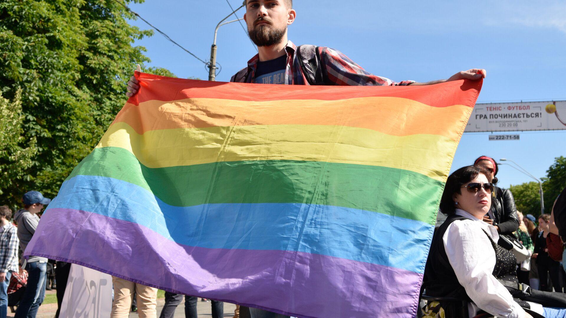 ЛГБТ-парад КиевПрайд-2016 - РИА Новости, 1920, 20.09.2020