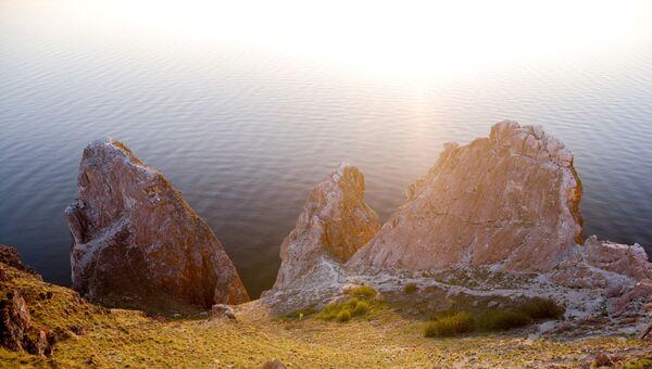 Мыс Саган-Хушун острова Ольхон