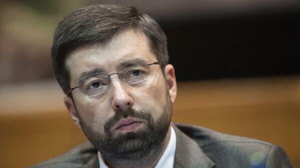 Генеральный директор государственной корпорации Агентство по страхованию вкладов Юрий Исаев. Архивное фото