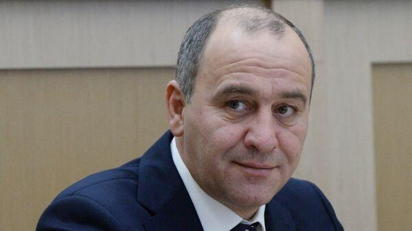 Глава Карачаево-Черкесской Республики Рашид Темрезов. Архивное фото