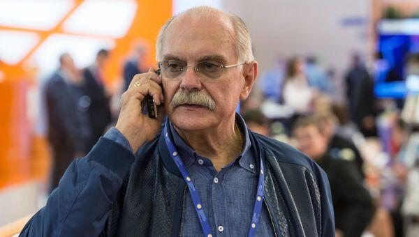 Председатель Союза кинематографистов России, президент Московского международного кинофестиваля Никита Михалков. Архивное фото