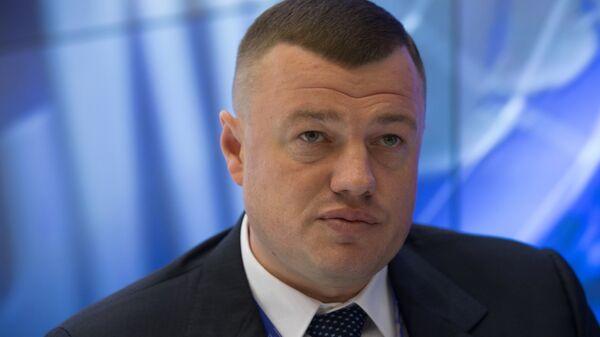 Глава администрации Тамбовской области Александр Никитин на XX Петербургском международном экономическом форуме