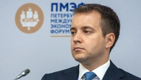 Министр связи и массовых коммуникаций Российской Федерации Николай Никифоров. Архивное фото
