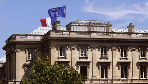 Здание министерства иностранных дел Франции. Архивное фото