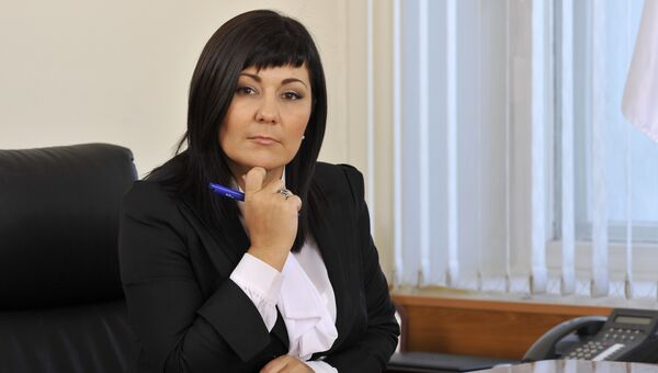 Директор операционного офиса ВТБ в Благовещенске Юлия Тищенко