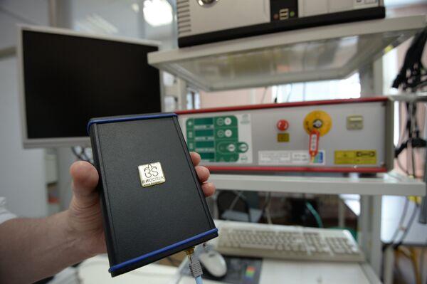 Лазерная установка для фотодинамической терапии