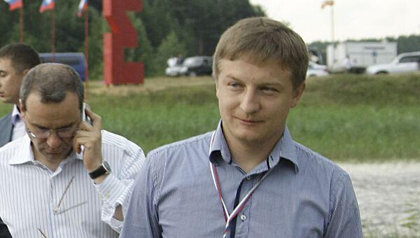 Депутата Госдумы Илья Костунов. Архивное фото