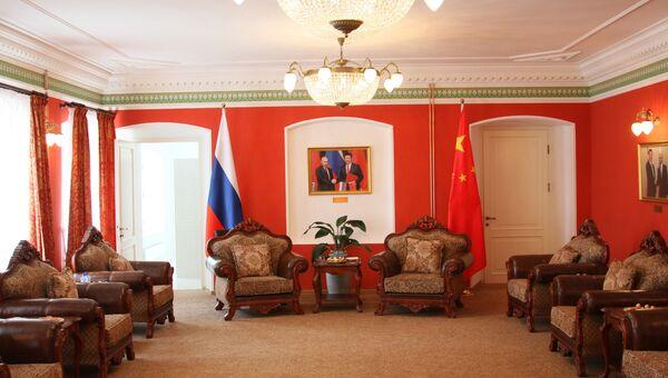 Открытие выставки VI съезда КПК. Архивное фото