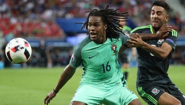 Футбол. Чемпионат Европы - 2016. Матч Португалия - Уэльс