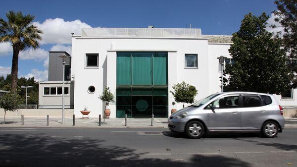 Здание парламента Кипра в Никосии. Архивное фото