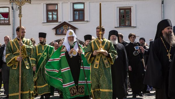 Дни памяти основателей Валаамского монастыря преподобных Сергия и Германа на острове Валаам в Ладожском озере
