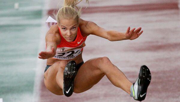 Российская спортсменка Дарья Клишина. Архивное фото