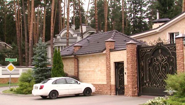 Правоохранительные органы задержали Захария Калашова по подозрению в вымогательстве