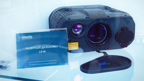 Швабе демонстрирует на ИННОПРОМ-2016 лазерный дальномер